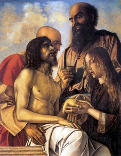 Unzione di Cristo